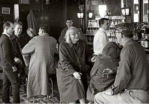 Jane at White Horse Tavern